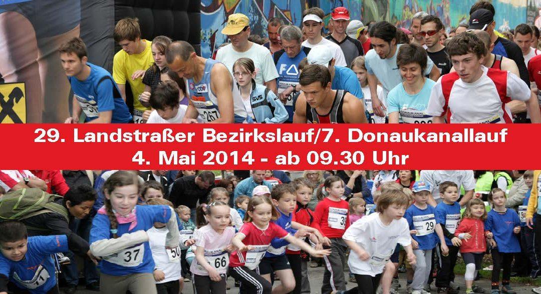 29. Landstraßer Bezirkslauf | 7. Donaukanallauf