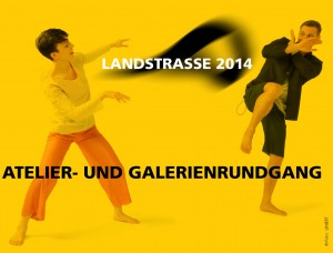 ART 3 Atelier- und Galerienrundgang 2014