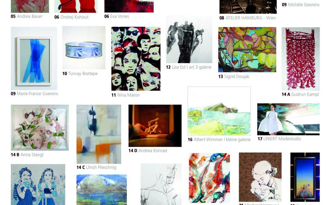 Atelier- und Galerienrundgang 2016
