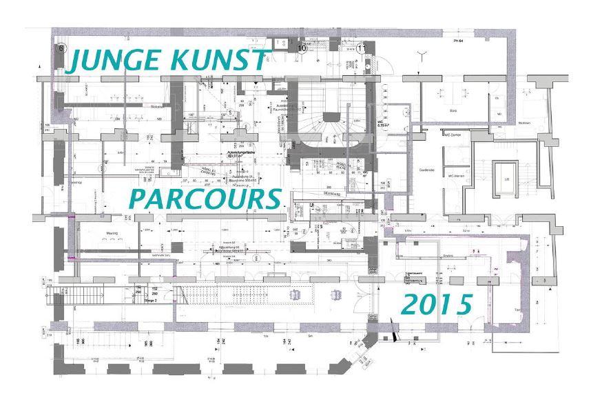 Junge Kunst Parcours 2015: Ausschreibung