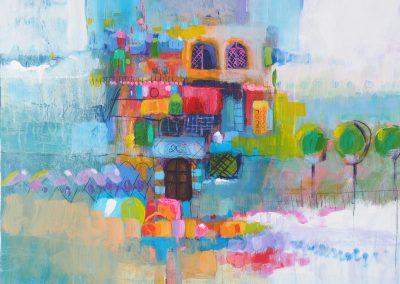13/3/19 – Zeitgenössische Kunst aus Syrien: Gulistan Hamo und Ramadan Hussien